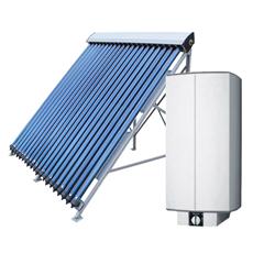 Boilers SolvisMini vakuuma saules kolektors
