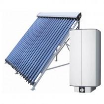 SolvisMini komplekts ar vakuuma saules kolektoru