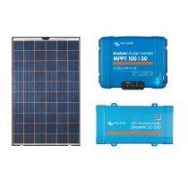 Saules bateriju komplekti OFF GRID (autonomie)