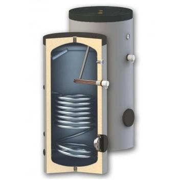 Karsta udens boileris SUNSYSTEM SN, ar vienu siltummaini, 150L - 2000L