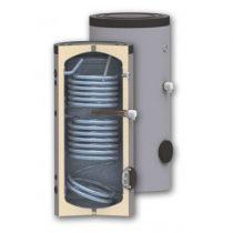 Бойлер для нагрева воды SUNSYSTEM SON, с двумя теплообменниками, 150L - 2000L