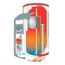 SolvisSolo siltuma akumulācijas tvertne