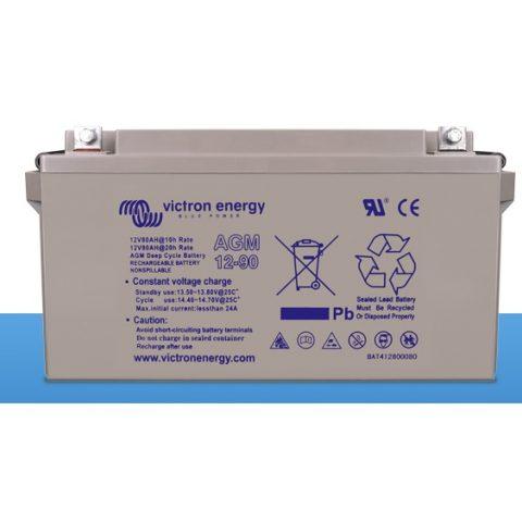 Akumulators saules baterijam AGM Deep Cycle 12V, 8Ah-220Ah, 6V-240Ah