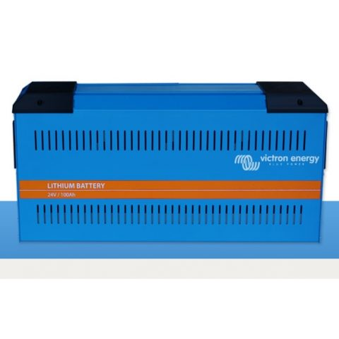 Litija jonu akumulators saules baterijam 24V, 100-180Ah