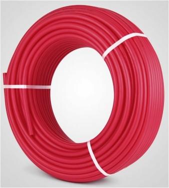 Трубка PE-RT/EVOH/PE-RT с кислородным барьером, для систем тёплых полов