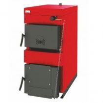 Cieta kurinama apkures katli BURNIT WBS, 20–50 kW - ar iespēju uzstadit granulu-gazes-skidra kurinama degli