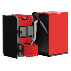 Granulu katls BURNIT WBS Active - Pell, 25 - 90 kW
