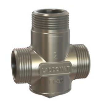 Трёхходовой клапан 11-30 LADDOMAT (50, 57, 60, 63, 70 °C)