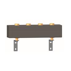 Отопительные коллекторы DN25 для насосных групп HERZ (стальные)